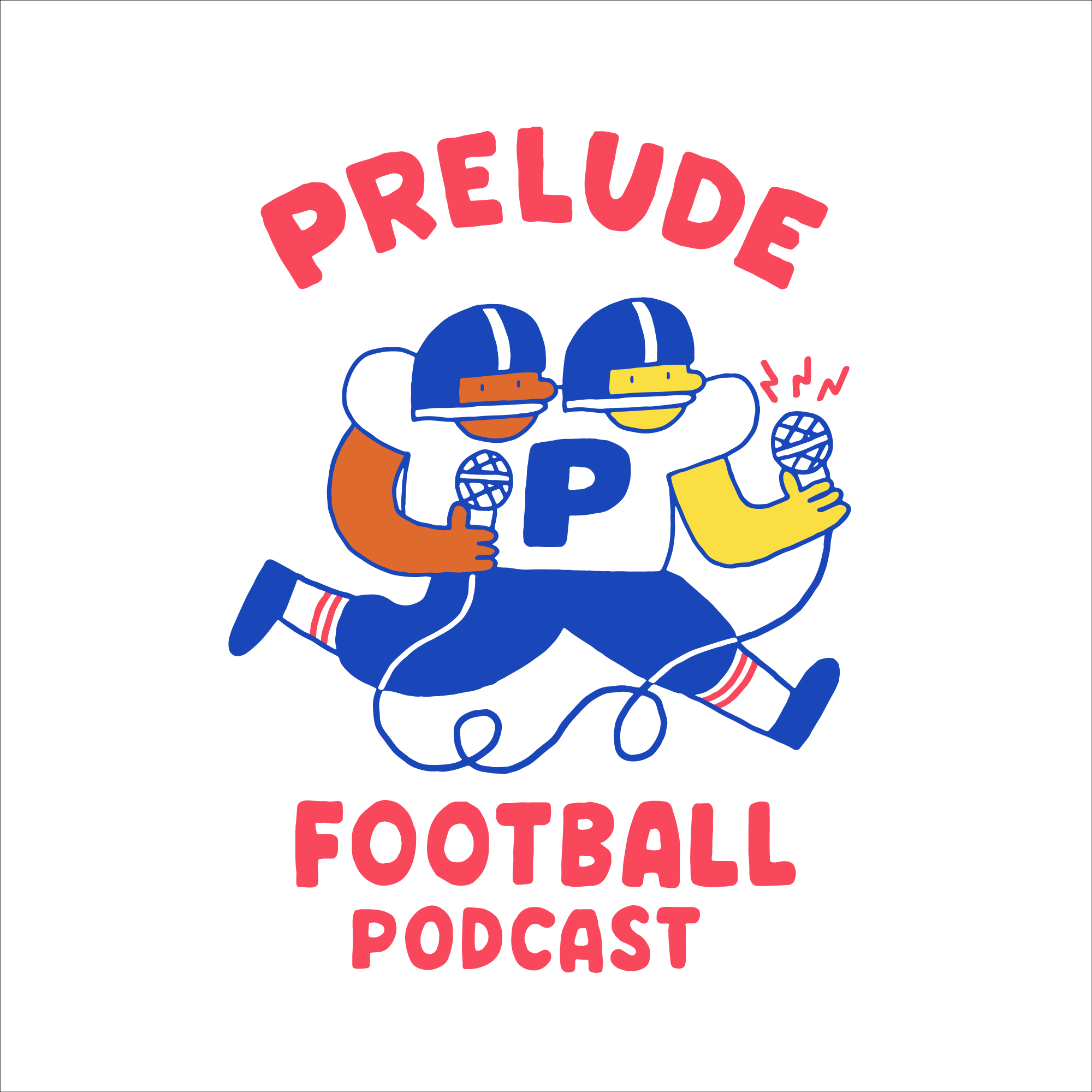 PRELUDE FOOTBALL Podcast</br></br>